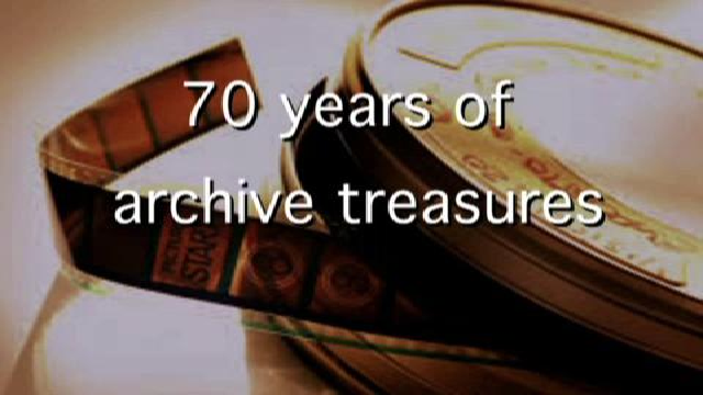 70 Years of Archives Treasures