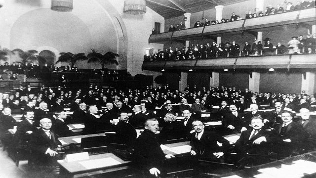 League of Nations: 11th Assembly
