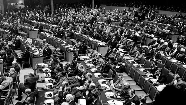257th, 258th, 259th, 261th Plenary Meetings of General Assembly 4th Session
