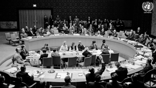 743rd Meeting of Security Council