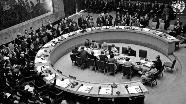 749th Meeting of Security Council