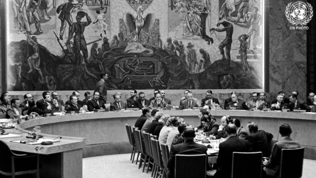 778th Meeting of Security Council