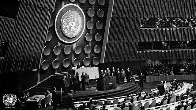 Voices from UN Archives