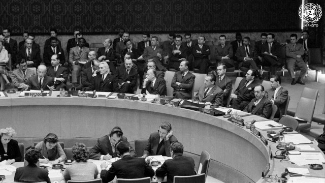 872nd Meeting of Security Council - Part 1