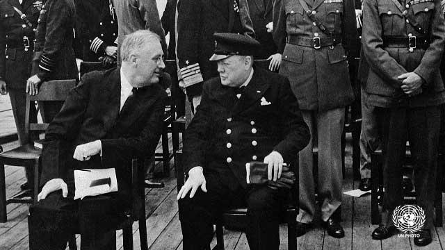 Speeches of Winston Churchill
