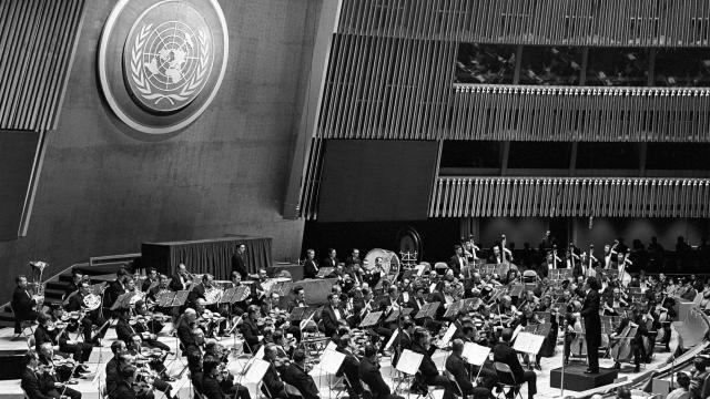 UN Day Concert 1968