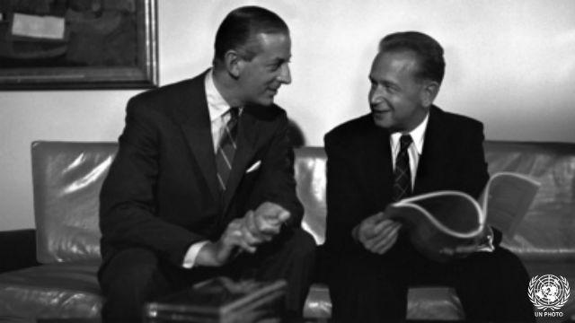 Alistair Cooke Interviews UN Secretary-General Dag Hammarskjöld- Part 2