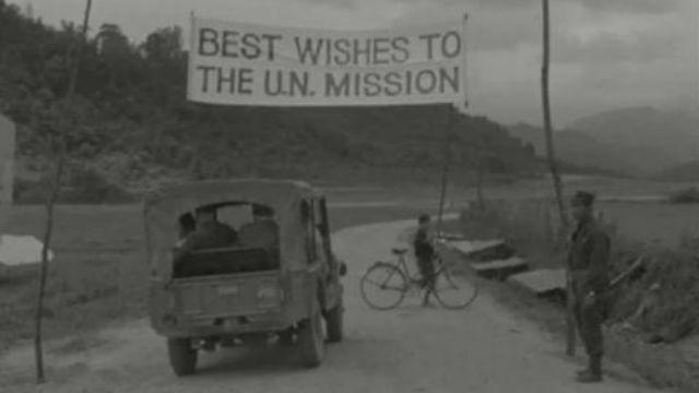 UN Observers in Laos