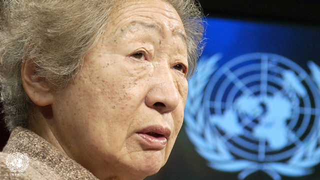 World Chronicle 970: Sadako Ogata, Former UN High Commissioner for Refugees