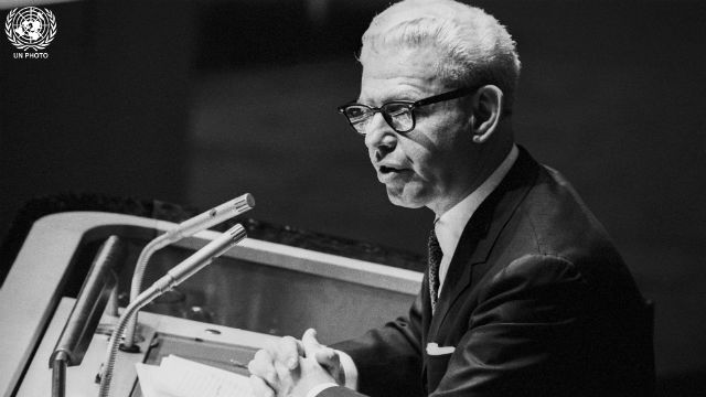 A Farewell Tribute for US Permanent Representative to UN