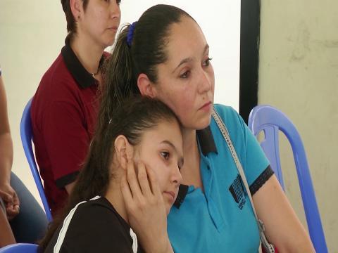 PERU  VENEZUELAN REFUGEES