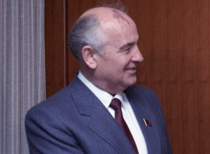 Press Conference by Mikhail Gorbachev