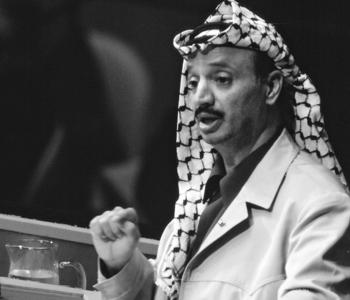 Yasser Arafat General Assembly Speech (Part 2)