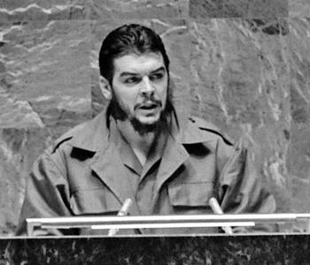 "Ernesto ""Che"" Guevara Addressing the General Assembly"