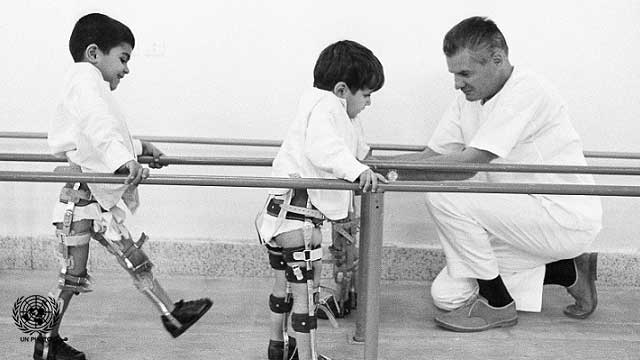 Frank Sinatra: Fight Against Polio