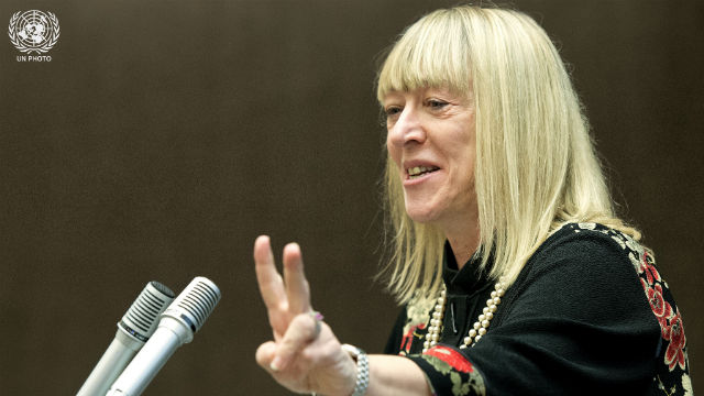 A Phone Call to Jody Williams